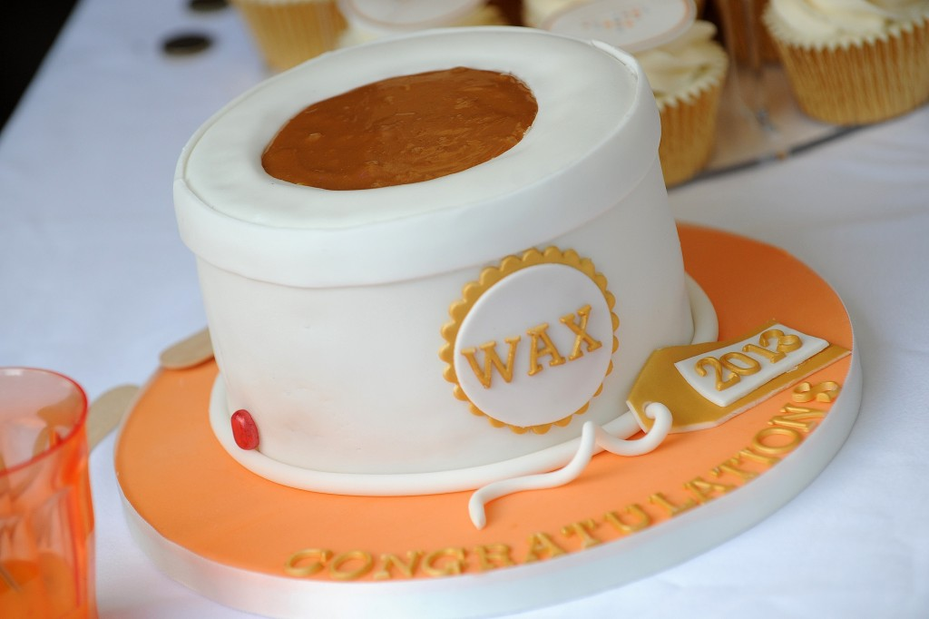 The Cake, Sussex Beauty Training School awards 2013