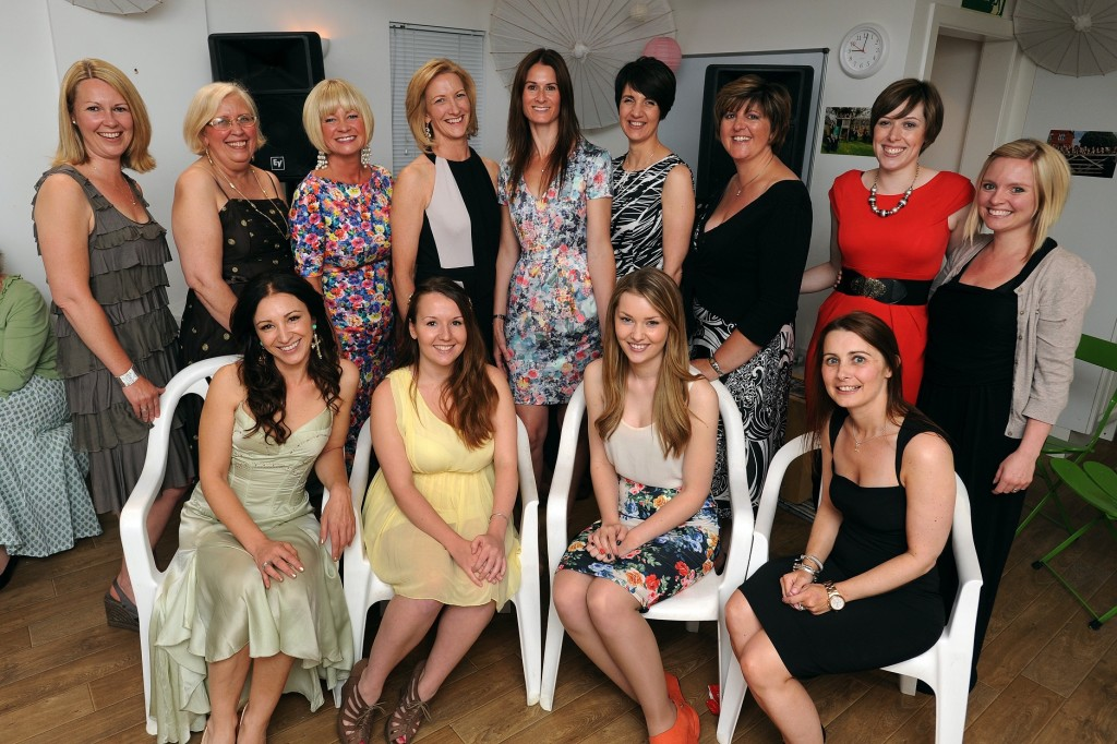 Sussex Beauty Training School awards 2013