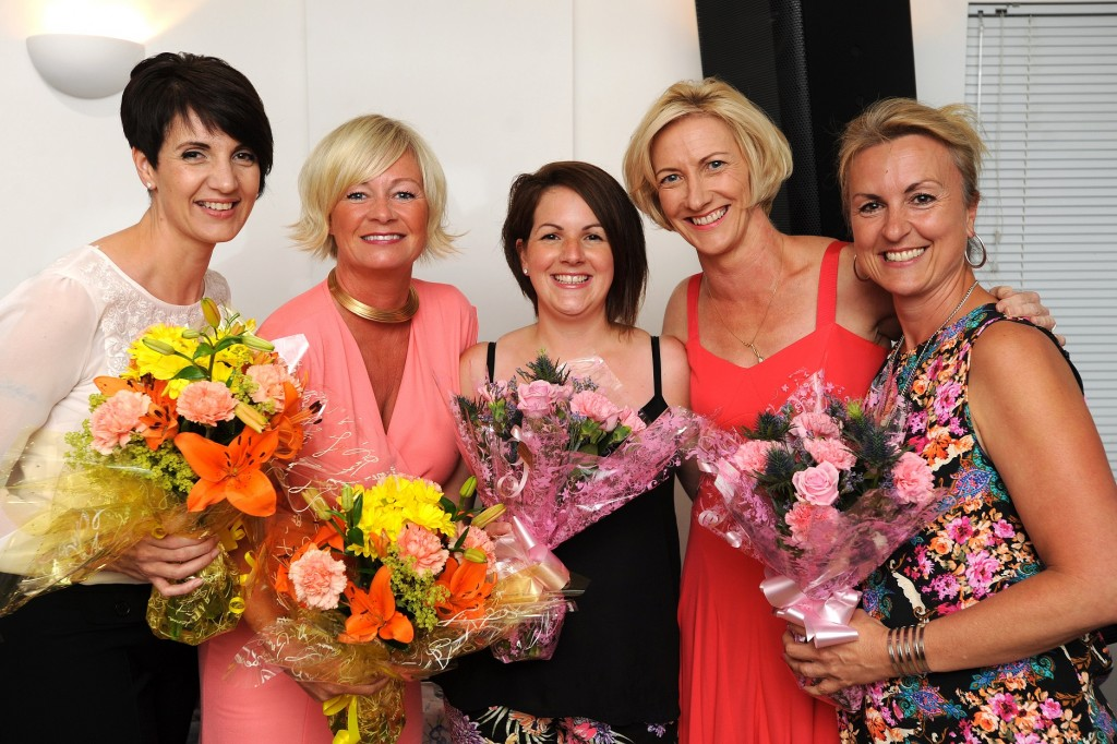 The Tutors of Sussex Beauty Training School