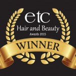 etc hair and beauty award winner
