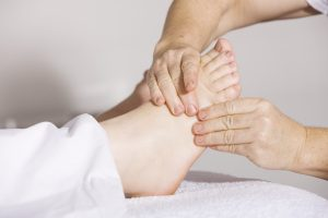 Sussex Beauty Training School Thai Foot Massage